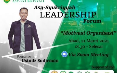 ALF (Asy-Syukriyyah Leadership Forum)